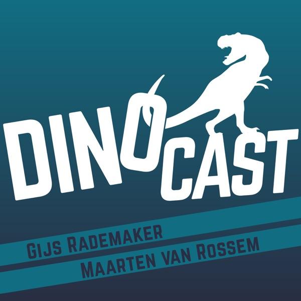 DinoCast - de dinosauriër podcast met Maarten van Rossem en Gijs Rademaker