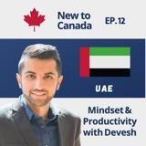 Mindset & Productivity   Devesh from United Arab Emirates