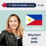 Why Not? Career Inspiration   Belle from the Philippines