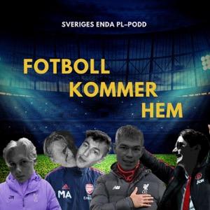 Fotboll kommer hem
