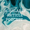 Scholarly Article Podcast  artwork
