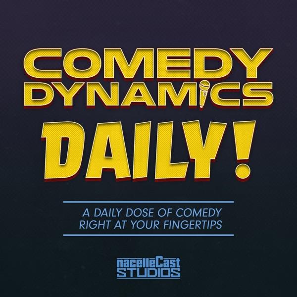 Comedy Dynamics Daily Artwork