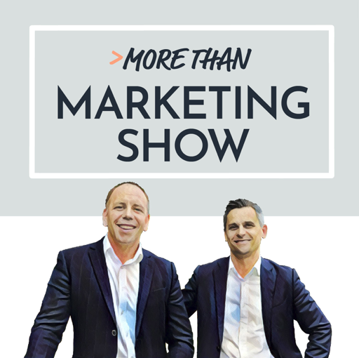 Cover image of More than marketing show