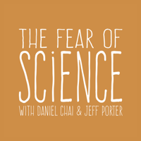 Podcast cover art for The Fear of Science