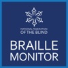 National Federation of the Blind - Braille Monitor artwork
