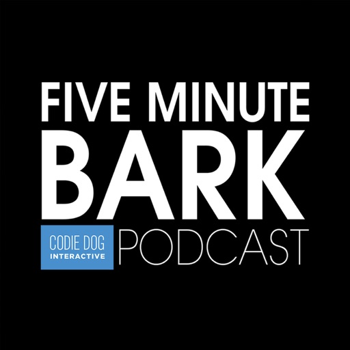Cover image of FIVE Minute Bark Podcast