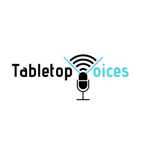 Cover image of Tabletop Voices
