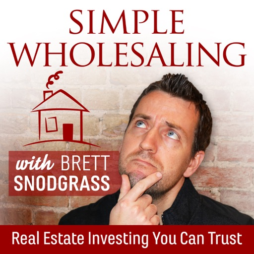 Cover image of Simple Wholesaling With Brett Snodgrass