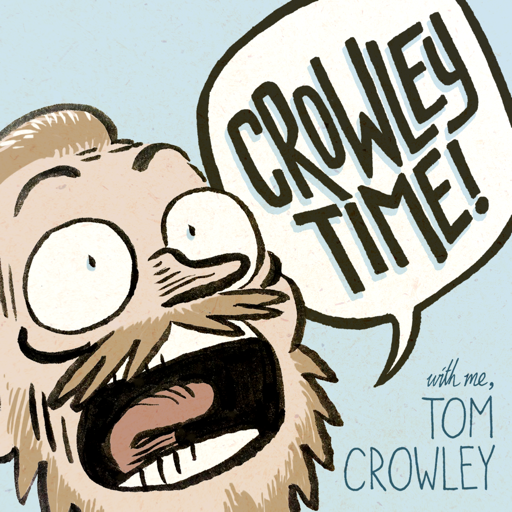 Cover image of Crowley Time with me, Tom Crowley