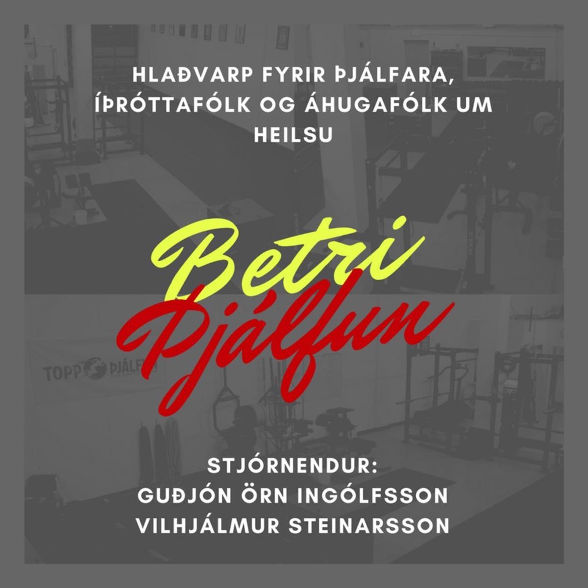 Þáttur 64 - Brúa bilið á milli endurhæfingar og keppni