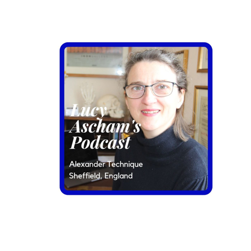 Cover image of Lucy Ascham's Podcast