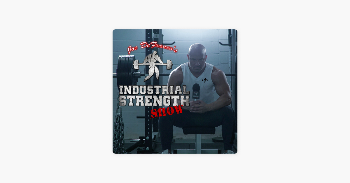 Industrial Strength Show on Apple Podcasts