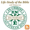 Life-Study of Zechariah with Witness Lee artwork