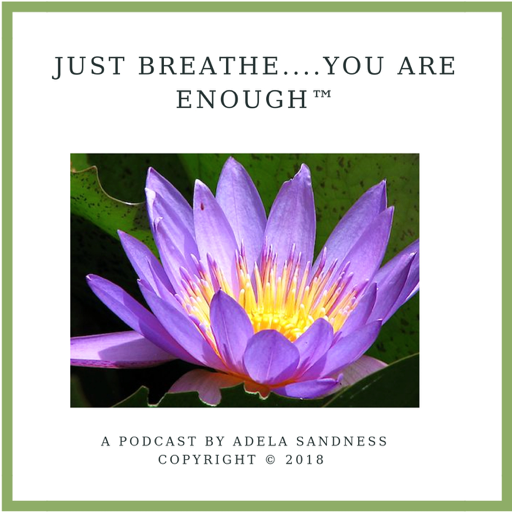 Cover image of Just Breathe....You Are Enough
