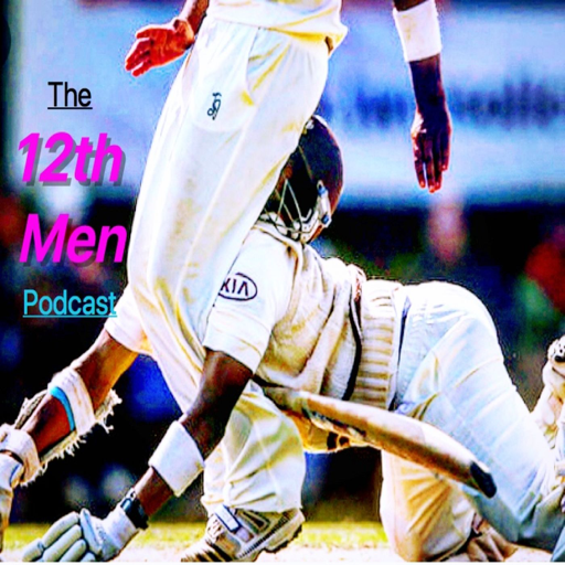 Cover image of The 12th Men Cricket Podcast