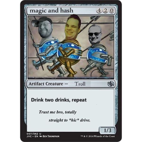 Magic and Hash