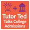 Tutor Ted Talks College Admissions