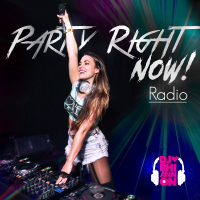 Party Right Now with DJ Rhiannon podcast