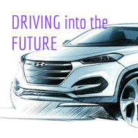 DRIVING into the FUTURE podcast