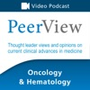 PeerView Oncology & Hematology CME/CNE/CPE Video Podcast artwork