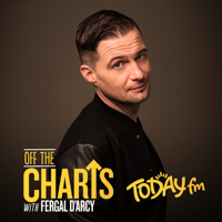 Off The Charts with Fergal D'Arcy podcast