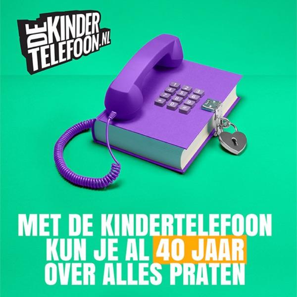 40 jaar De Kindertelefoon Podcast