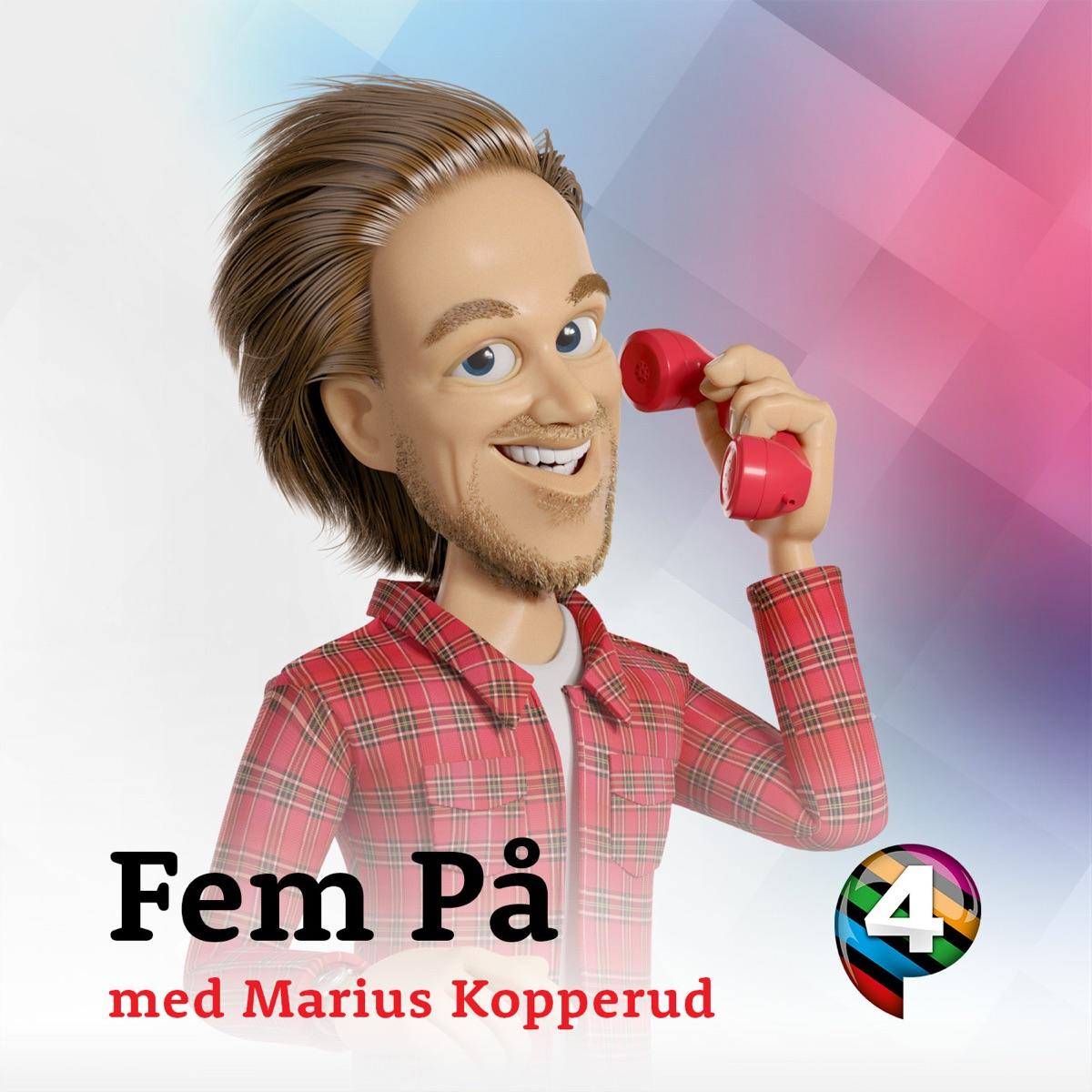 FEM PÅ - Inndragelse av sesongkort