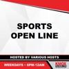 Sports Open Line artwork