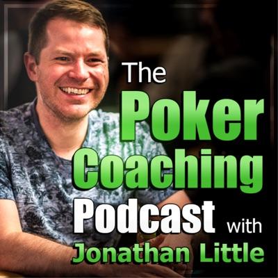 The Poker Coaching Podcast with Jonathan Little:Jonathan Little