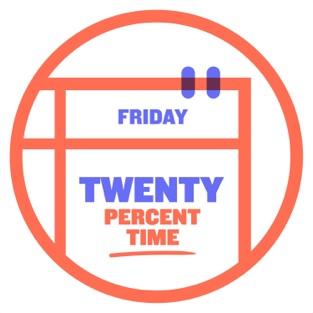 Twenty Percent Time podcast