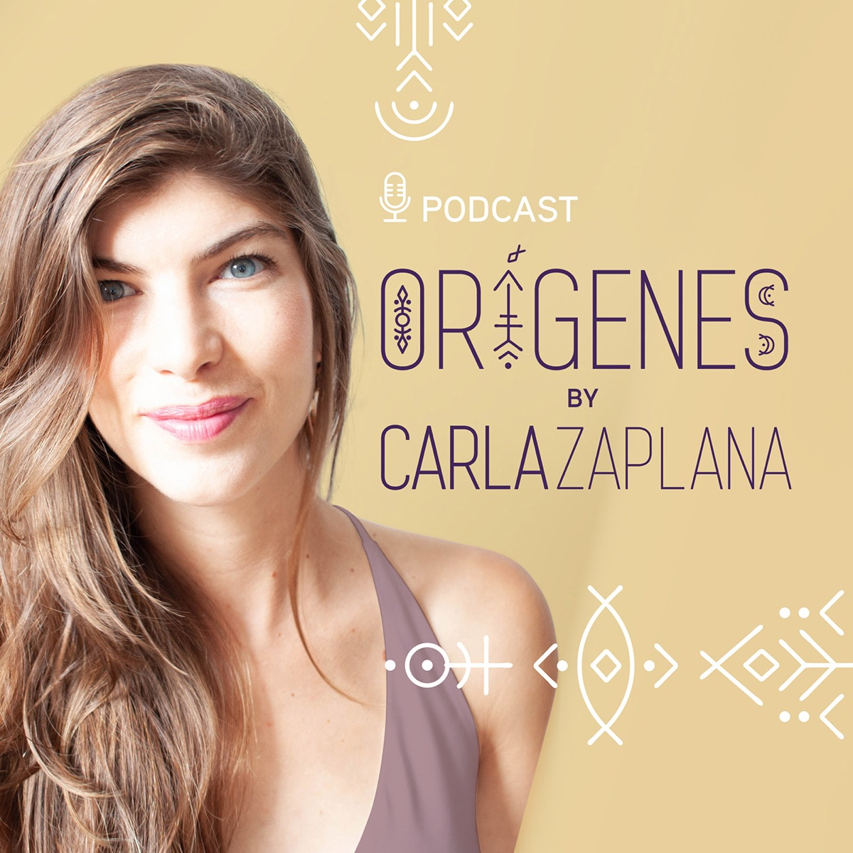 CARLA ZAPLANA : ORIGENES