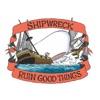 Shipwreck SF artwork