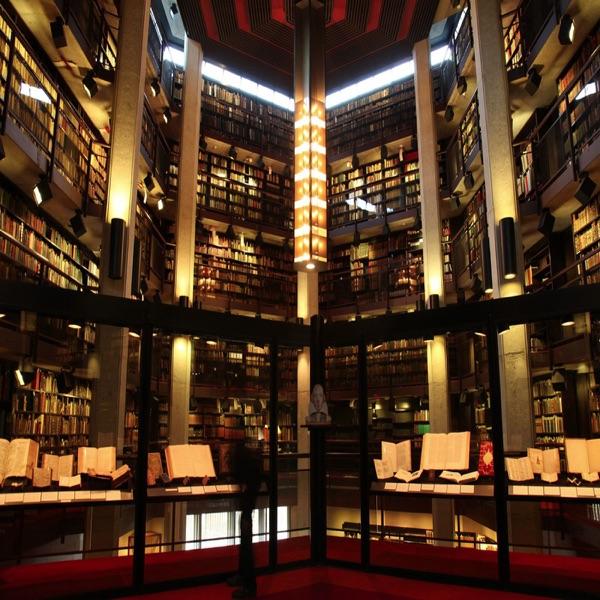 Thomas Fisher Rare Book Library, University of Toronto