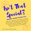 Isn't That Special? special needs: family: fun artwork