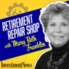 Retirement Repair Shop with Mary Beth Franklin artwork