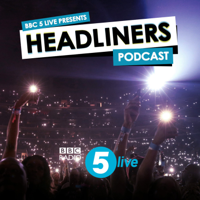 Podcast cover art for Headliners