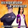 Henderson and Havner - a short format comedy audio drama artwork