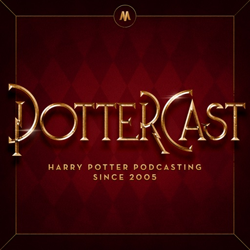 Cover image of PotterCast: Harry Potter podcasting since 2005