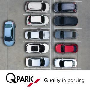 Q-Parks Parkeringspodd