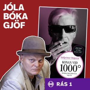 Konan við 1000 gráður - jólabókagjöf