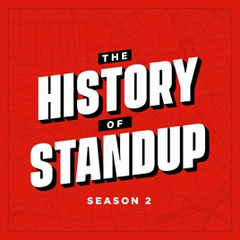 The History of Standup on Apple Podcasts