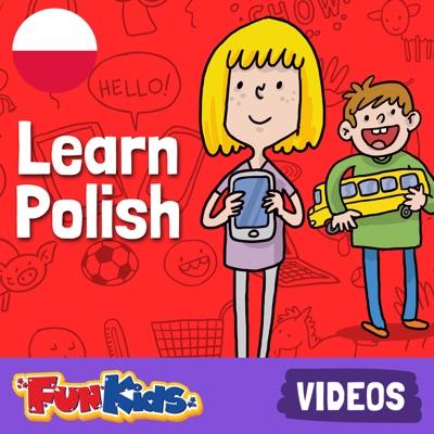 Learn Polish: Polish for Kids and Beginners (Watch):fun kids