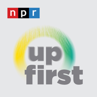 Podcast cover art for Up First