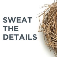 Sweat the Details by Nest Realty podcast
