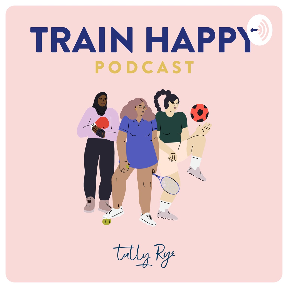 Train Happy Podcast