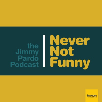 Never Not Funny: The Jimmy Pardo Podcast:Jimmy Pardo and Matt Belknap