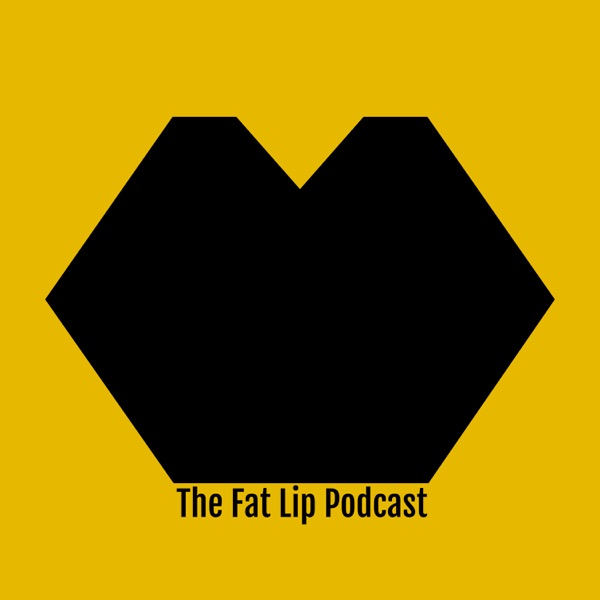 The Fat Lip banner backdrop