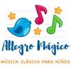 Allegro Mágico, Música clásica para niños