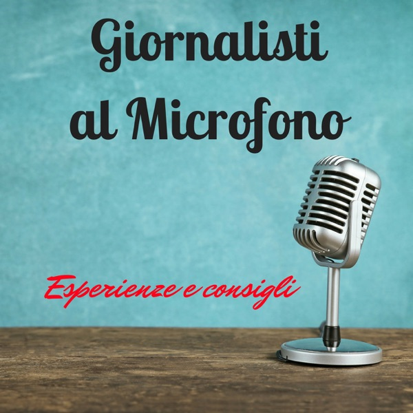 Giornalisti al Microfono