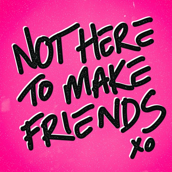 Not Here To Make Friends! The Podcast